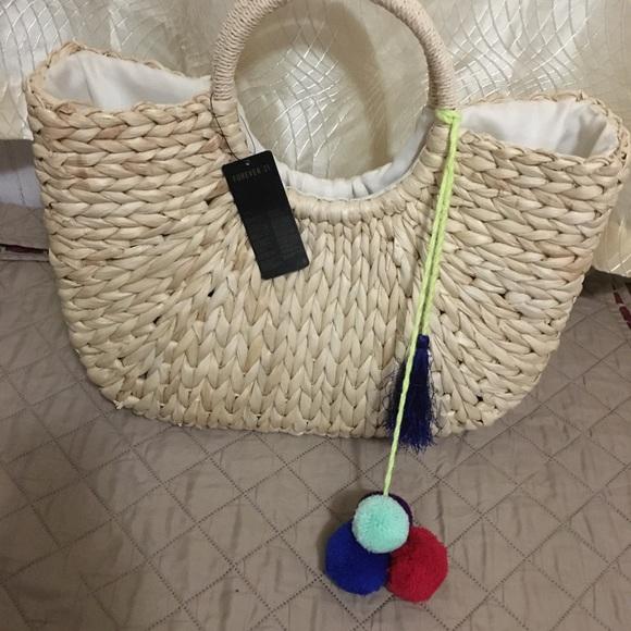 Forever 21 Handbags - Forever 21 tote bag